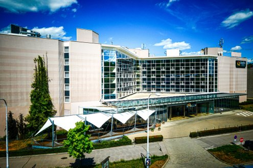Quality Hotel Brno Exhibition Centre